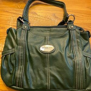 Rosetti Green Purse / Shoulder Bag
